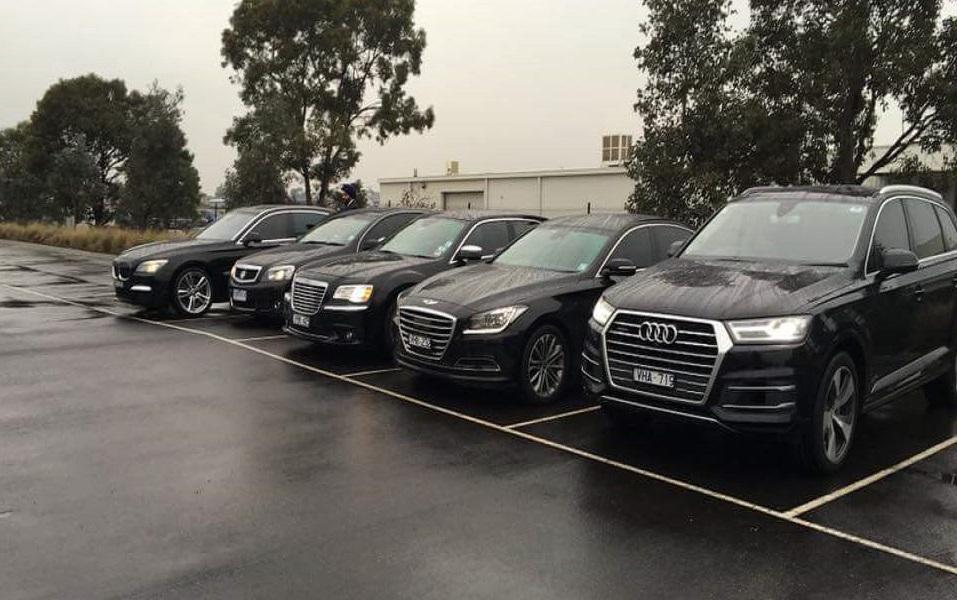 corporate cars melbourne