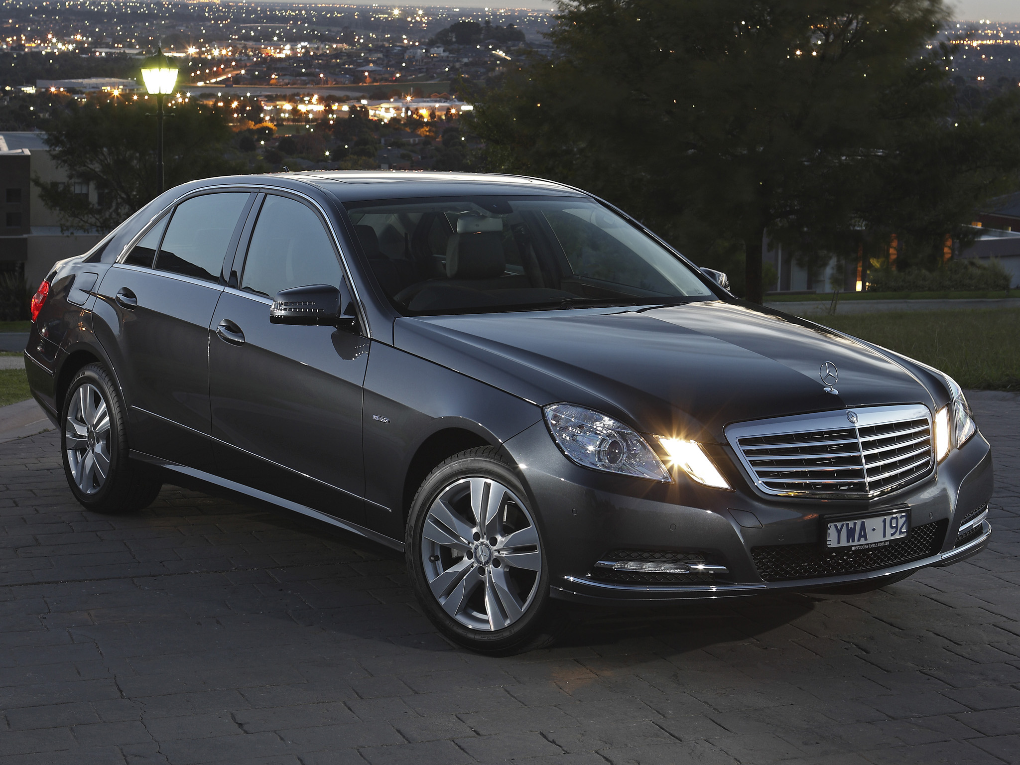 Fleet united corporate cars for Mercedes benz corp