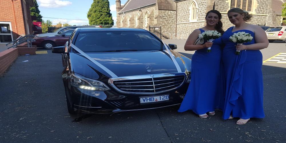 Chauffeur Mornington Peninsula For weddings