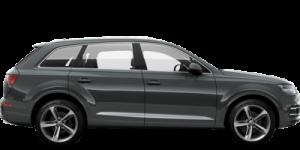 SUV audi Q7 Chauffeur driven cars Fleet