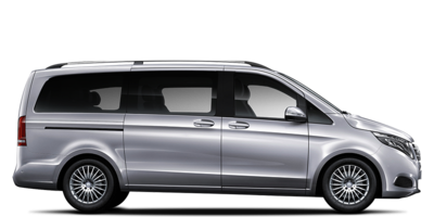 Chauffeur driven People Mover limo vans in Melbourne